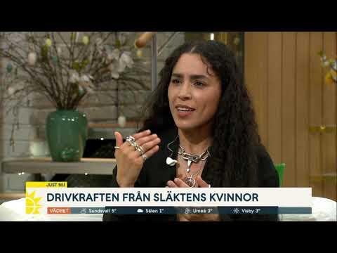 Loreen - Nyhetsmorgon Interview (TV4, 03.04.2021)