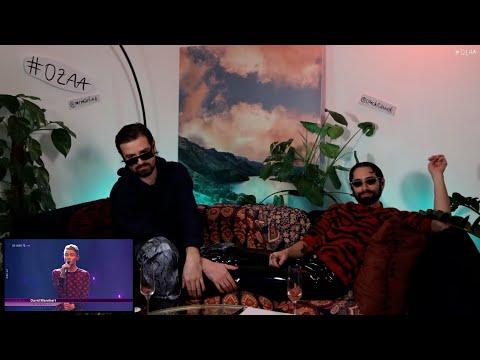 #OZAA David Mannhart: Your Raise Me Up (Josh Groban) #starmania #reactionvideo