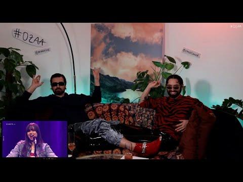 #OZAA Teodora Spirić: Ain´t No Mountain High Enough (Marvin Gaye) #starmania #reactionvideo
