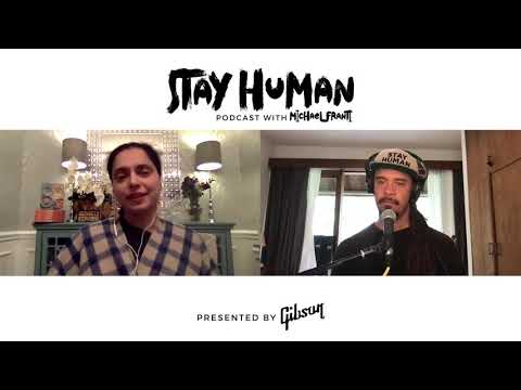 Maneet Chauhan (Chef & Entrepreneur) - Stay Human Podcast with Michael Franti