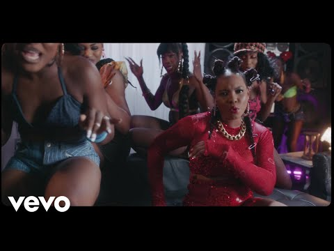 Yemi Alade - Temptation (Official Video) ft. Patoranking