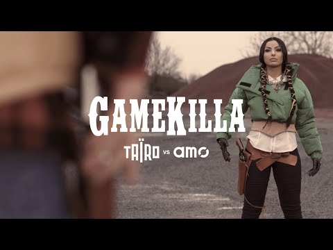 Taïro VS AmØ - Gamekilla (Clip officiel)