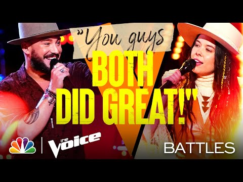 "Corey Ward vs. Savanna Woods - Fleetwood Mac's ""Dreams"" - The Voice Battles 2021"