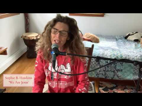 We Are Jesus | Live | Sophie B. Hawkins | Never Released Song