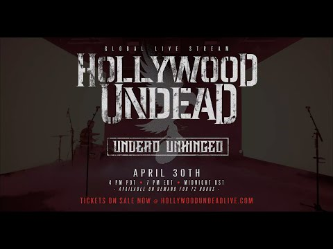 Hollywood Undead - Undead Unhinged Trailer