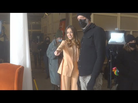 "Lauren Daigle - Behind the Scenes of ""Hold On To Me"""