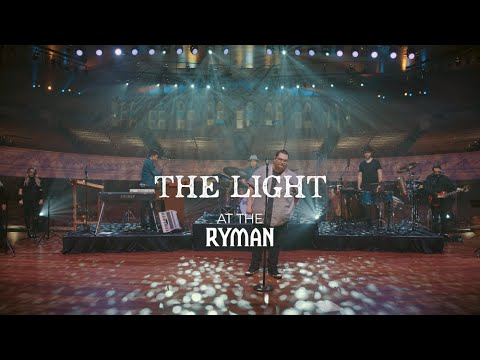 Sidewalk Prophets - The Light (Live From The Ryman)