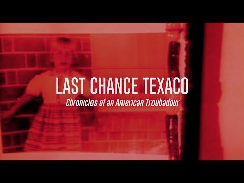 Rickie Lee Jones - LAST CHANCE TEXACO: Chronicles of an American Troubadour // Booktrailer
