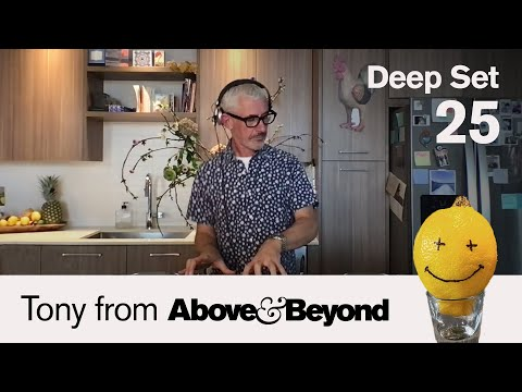 Tony from A&B: Deep Set 25 | 9-hour livestream DJ set w/ guest Marsh [@Anjunadeep]