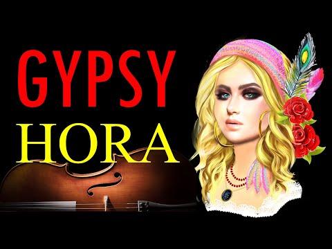 """GYPSY """"HORA"""" (cuarteto de cuerdas)"""