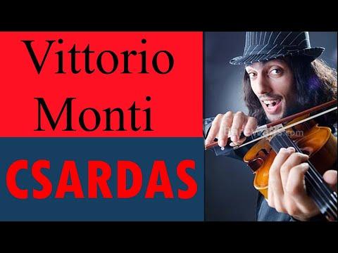 V. Monti: CSARDAS (cuarteto de cuerdas)