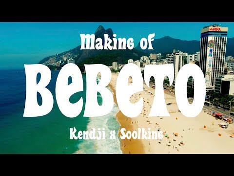Kendji Girac - Bebeto (en duo avec Soolking) (Making Of)