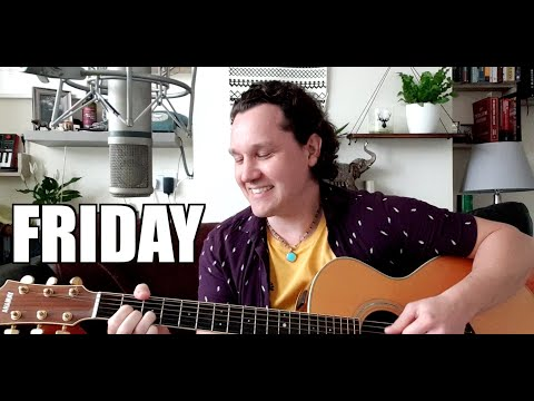 Friday (feat. Mufasa & Hypeman) Dopamine (Live Acoustic Cover)