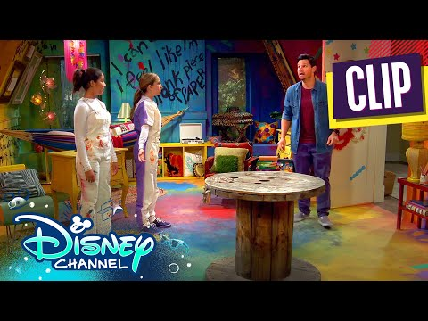 Tearin' Up My Room | Sydney to the Max | Disney Channel