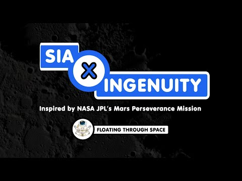Sia x Ingenuity - Floating Through Space