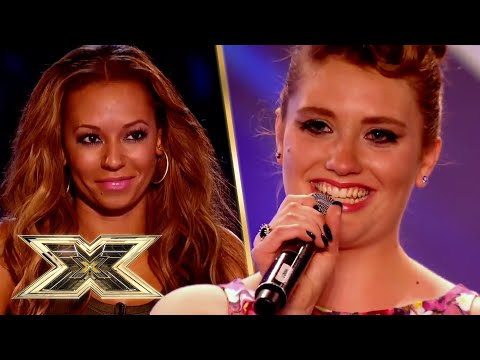 Ella Henderson's Unforgettable Audition which left all 4 Judges teary! | The X Factor UK