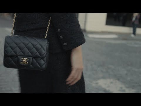 'The CHANEL Iconic' Campaign — CHANEL Bags