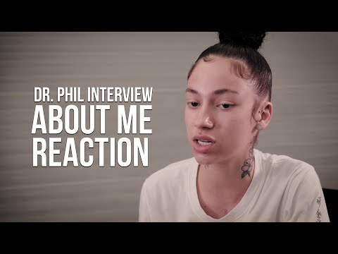 BHAD BHABIE reacts to Dr. Phil interview about her #BreakingCodeSilence vid | Danielle Bregoli