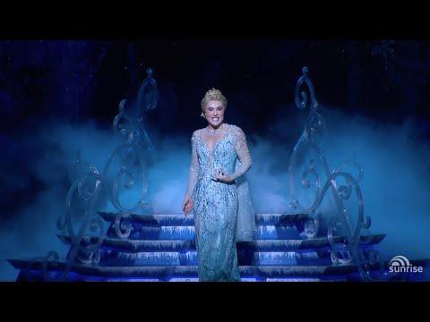 FROZEN Australia | Jemma Rix performs 'Let It Go'
