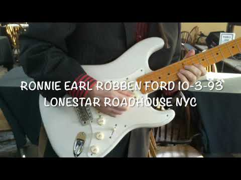 Robben Ford Ronnie Earl Audio 10-3-1993