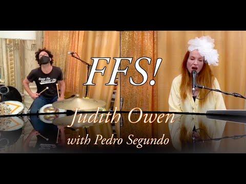 Judith Owen Live FFS! April 7th. Train Back to Hollywood