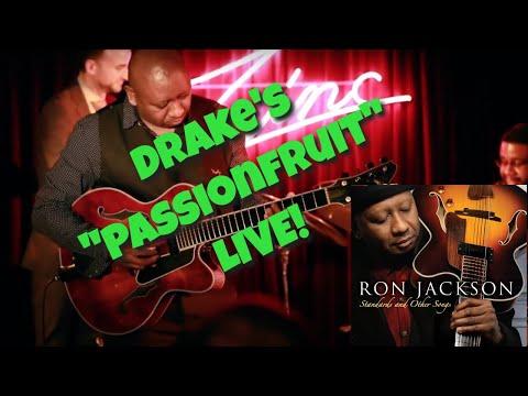 "Drake's ""Passionfruit"" LIVE!  #drake #passionfruit #live #7stringguitar"