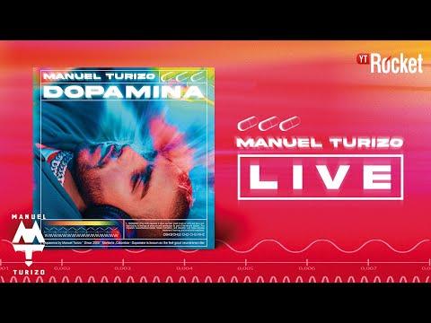 Lanzamiento EN VIVO - Dopamina (álbum) 💊 - Manuel Turizo