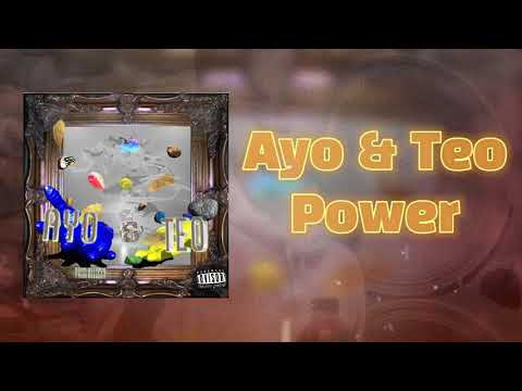 Ayo & Teo - Power (Official Lyric Video)