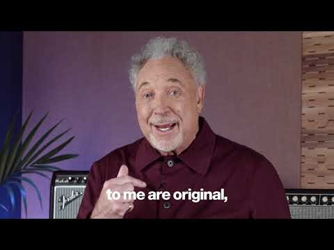 Tom Jones - Talking about what makes a great Pop Star!