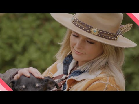 Miranda Lambert shines a spotlight on dogs that have a hard time finding homes