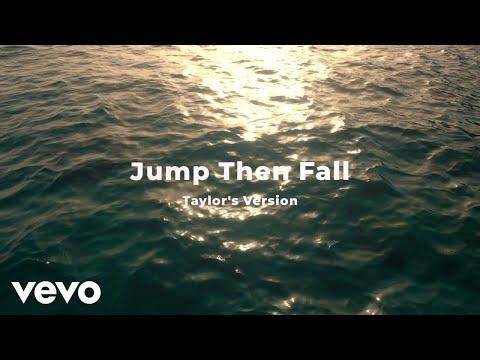 Taylor Swift - Jump Then Fall (Taylor's Version) (Lyric Video)
