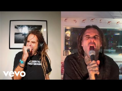 Lamb of God - I Against I (Live Quarantine Video) ft. FEVER 333