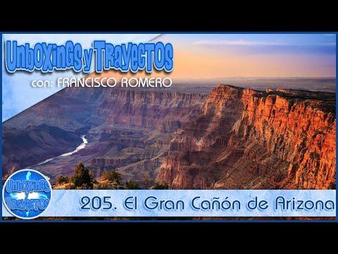 205. El Gran Cañón de Arizona