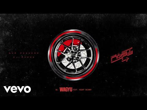 Guè Pequeno, DJ Harsh, Night Skinny - Wagyu (Visual)