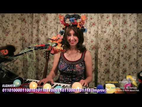 Just A Robot (♫ Live Improv) - Elizaveta
