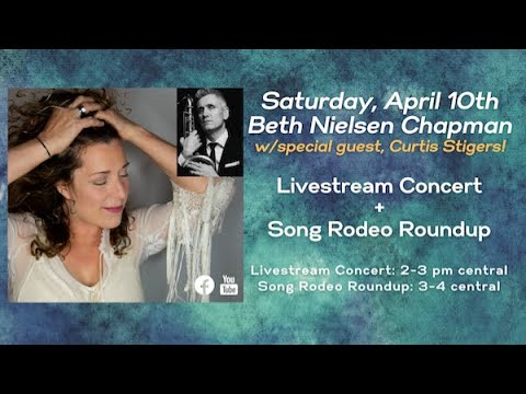 BNC Online Concert + Song Rodeo Round Up Double Feature (April 10 @ 2pm CDT)