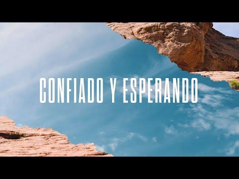 Confiado Y Esperando - Video de Letra Official | New Wine