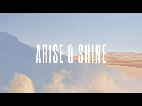 Arise and Shine - Official Lyric Video | New Wine