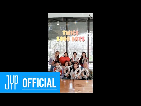 "MESSAGE FROM TWICE ""ONCE, WE LOVE TOGETHER 2♡♡♡"""