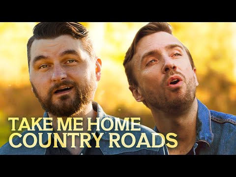 Take Me Home, Country Roads | Peter Hollens feat. Adam Chance of Home Free