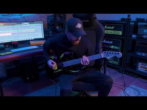 You Are All You Need - While She Sleeps Official Guitar Runthrough