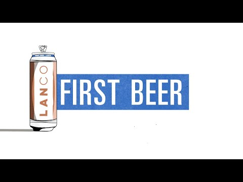 LANCO - First Beer (Lyric Video)
