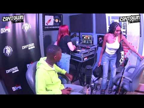Zaytown Global and Digital Dope Radio present Rude Girl Radio with TIsakorean