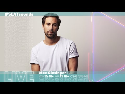 #SEATsounds LIVE mit Max Giesinger