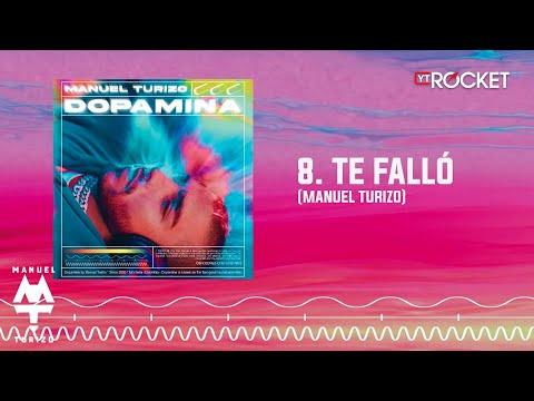 Te Falló - MTZ Manuel Turizo | Audio Oficial