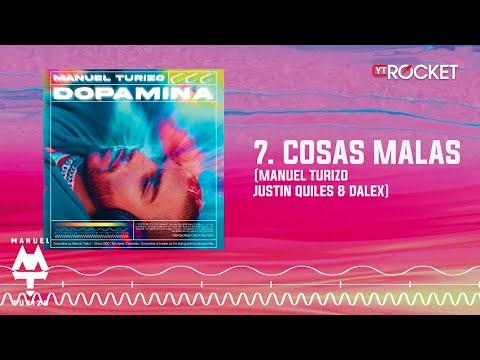 Cosas Malas  - MTZ Manuel Turizo x Justin Quiles x Dalex | Audio Oficial