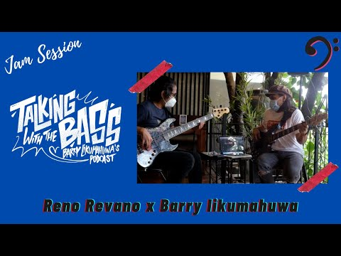 CHAMELEON (Herbie Hancock) - Reno Revano x Barry Likumahuwa // Talking with The Bass - JAM SESH