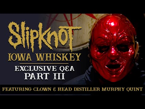 Slipknot's First Practice Song & More [Slipknot Whiskey Q&A - Part 3]