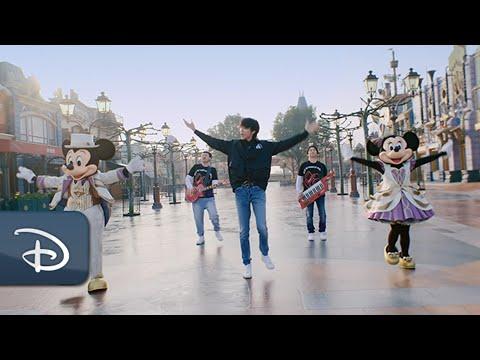 "Celebrating Shanghai Disney Resort's 5th Birthday with a ""Magical Surprise"" | Shanghai Disneyland"
