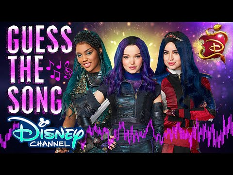 Guess the Song! Disney Channel Original Movie edition DESCENDANTS! | Disney Channel